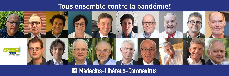 Médecins Libéraux Coronavirus